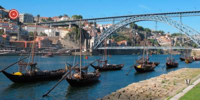 Portugal - Douro, Port Wine Country